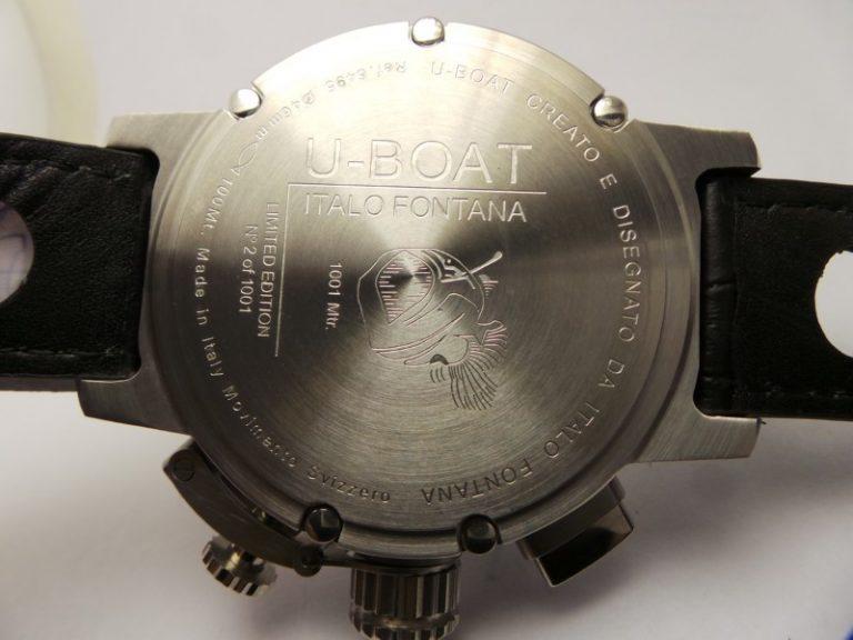 replicas de relojes U-Boat