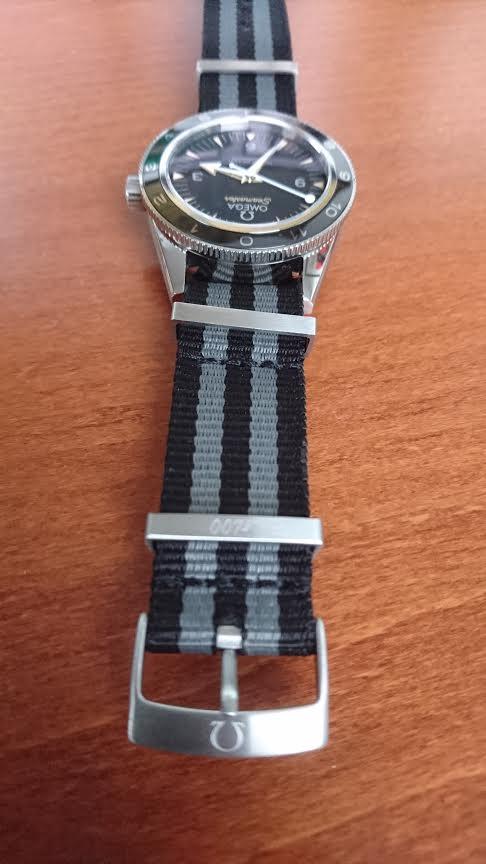 relojes replicas Omega Seamaster