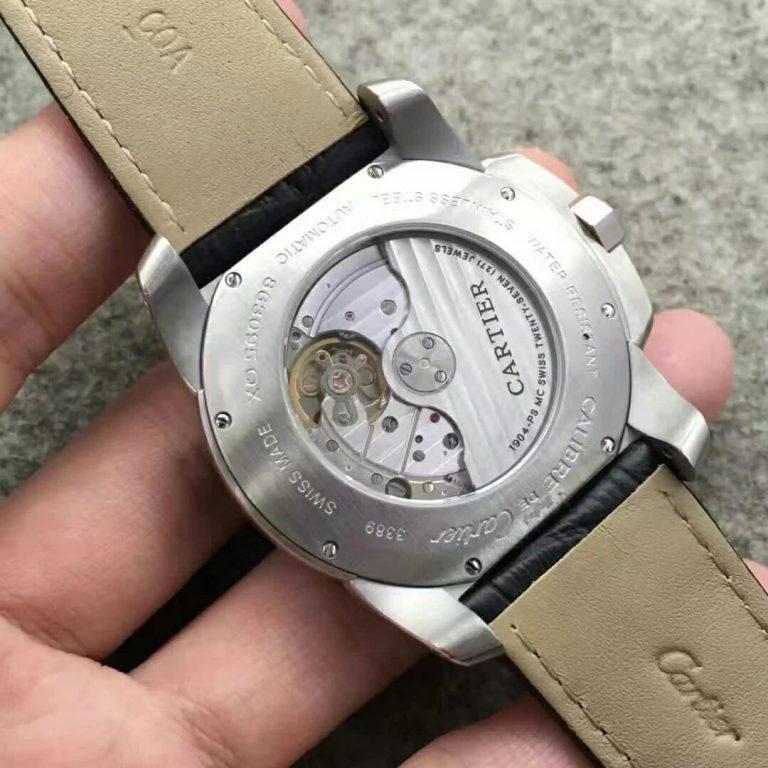 replicas de relojes Cartier Calibre